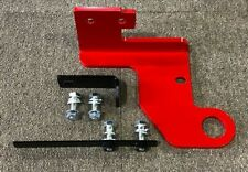 J-UP Company Towing hook REAR LEFT RED for SUZUKI JIMNY JB64W from JAPAN