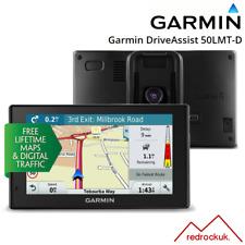 "Garmin DriveAssist 50LMT-D 5"" GPS Sat Nav & Dashcam - Europe Maps & Digi Traffic"