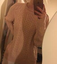 Pink Pull&bear Jumper Size L