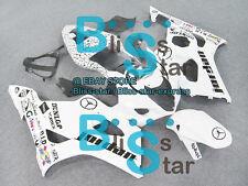 White GSX-R1000 Fairing Fit Suzuki GSXR1000 2003-2004 053 A5