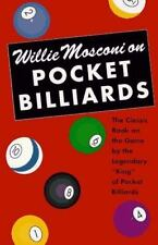 Willie Mosconi On Pocket Billiards: The Classic Book on the Game by-ExLibrary