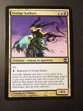 CARTE MAGIC, MAGIC CARDS, VESTIGE KATHARI, VF, TTB