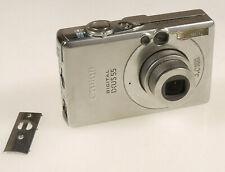 PRL) CANON IXUS 55 DIGITAL FOTOCAMERA COMPATTA SPARE PARTS FOTORIPARATORE REPAIR