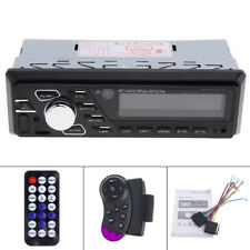 Car Radio 12V Auto Audio Stereo DVD MP3 Player FM TF AUX USB LED Display