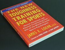 THE NEW TOUGHNESS TRAINING FOR SPORTS by James E. Loehr  [Paperback ]