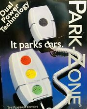 Park-Zone 120-Volt Dual-Powered Battery-Powered Precision Parking Device