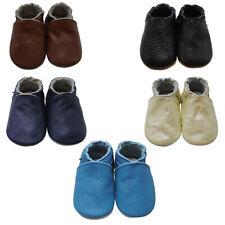 Baby Shoes Krabbelschuhe Jungen Kinderhausschuhe Weiche Leder Lauflernschuhe