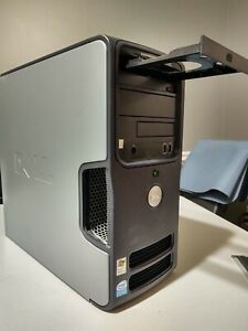 Dell Dimension 3100 Desktop INTEL PENTIUM HT Processor Classic PC Windows 10 PRO