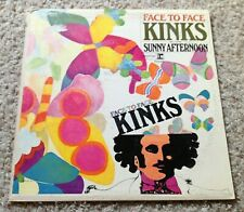 1966 THE KINKS LP Face To Face (MONO) Reprise R-6228 1st U.S. Pressing