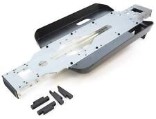 EXTENDED ALUMINUM CHASSIS & SIDE GUARDS Monster MGT - Associated 1/8 Rival MT