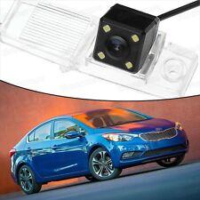 4 LED CCD Rearview Camera Reverse Parking Backup for Kia Forte Sedan 2014-2016