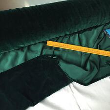 Multicolor Silk Velvet Fabric 114cm Width For Dress Coat suit scarf