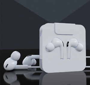 For iPhone 7 8 Plus iPhone X Xr 11 12 PRo Wired Headphones Headset Earbuds Gift