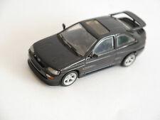 Ford Escort RS Cosworth in schwarz nero noir black metallic, Minichamps in 1:43!