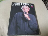 "DVD DIGIPACK ""JEAN FERRAT EN SCENE"" concert"