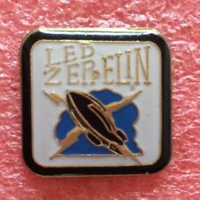 Pins Musique Groupe LED ZEPPELIN ALBUM Cover Dirigeable Hindenburg Jimmy Pages