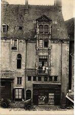CPA Laval-La Maison du Grand Veneur style Renaissance (186681)