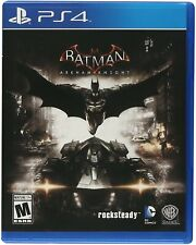 PLAYSTATION 4 PS4 VIDEO GAME BATMAN ARKHAM KNIGHT BRAND NEW AND SEALED