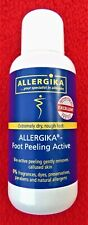 """ALLERGIKA BRAND"" FROM GERMANY~ FOOT PEALING ACTIVE ~ 100 ML~ BRAND NEW"