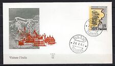 Italy - 1966 Tourism - Mi. 1210 clean unaddressed FDC