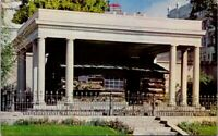 Vintage Postcard Oldest House Standing In Salt Lake City Utah Posted 1966