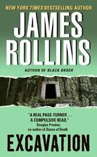 Excavation by James Rollins (2000, Paperback)