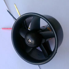 64mm Duct Fan 3500KV Brushless Motor 4S Version f RC Ducted Fan EDF Jet AirPlane