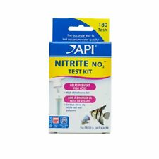 API Nitrite Toxic Bacteria Test Kit Freshwater and Saltwater Aquariums 180 Tests