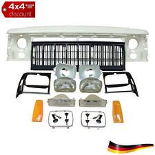 Header Panel Kit, avant Jeep Cherokee XJ 1991/1996 (2.1 L, 2.5 L, 4.0 L)