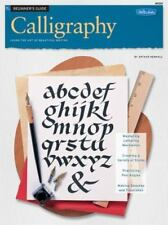 Beginner's Guide: Calligraphy How to Draw & Paint/Art Instruction Program
