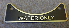 Land Rover Expedition Camper Series 2 2a 3 Defender 90 110 Water Filler Metal