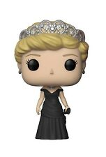 Funko Pop: Royal Family-Princess Diana  Collectible Figure Black Dress #03