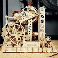 Robotime Laser-Cut 3D Wooden Puzzle Toy for Kids Adults DIY Crafts Model Kits