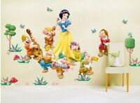 Girl Kids' Bedroom 3D Princesses Castle Wall Stickers Removable Wallpaper Decal