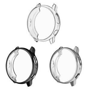 3 Pack for Samsung Galaxy Watch Active 2 40mm/44mm TPU Screen Protector Cover