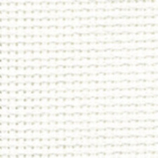 14ct AIDA Fabric, Cross Stitch Material ~ White