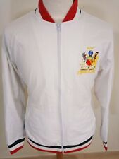 Retro Manchester United Football Jacket 1968 (XXL) Score Draw European Cup Final