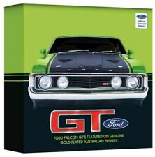FORD FALCON GT ENAMEL 9-COIN PENNY COLLECTION