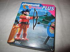 playmobil nr 4762 ridders boogscutter/schietroos neu/new