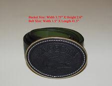 Authentic New Lacoste Leather Belt (Unisex)