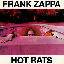 FRANK ZAPPA HOT RATS CD NEW