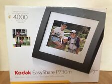 KODAK Easyshare P730M Digital 7-Inch Picture Frame New In Opened Box