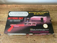 Nintendo Entertainment System Action Set Console 1990 NES