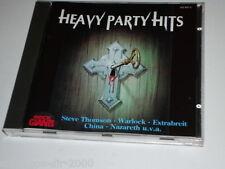 Heavy PARTY HITS ROCK Giants CD Aldo Nova Nazareth Warlock status quo Paganini
