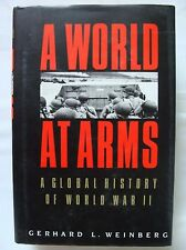 A World At Arms-Global History Of World War II-1994-1st, Second World War Ref