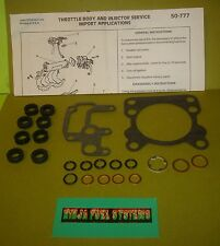 FUEL INJECTOR SERVICE KIT FOR 85 86 87 88 89 TOYOTA MR2 1.6 PFI FUEL INJECTION