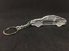 Keychain with ring for Audi TT 1998-  acrylic car keyring auto accessory