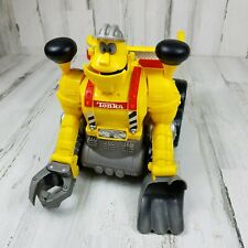 2000 Hasbro Tonka My Talking Truckbot Dump Truck Lights Up Rare