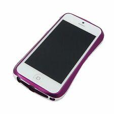 "DRACO ""5"" Aluminum Bumper for Apple iPhone 5/5s - Galactic Purple"