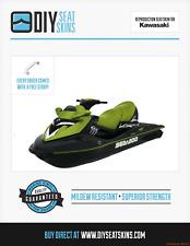 GTX DI 4TEC SC WAKE RXT SEA DOO GREEN Seat Skin Cover 02 03 04 05 06 07 08 09